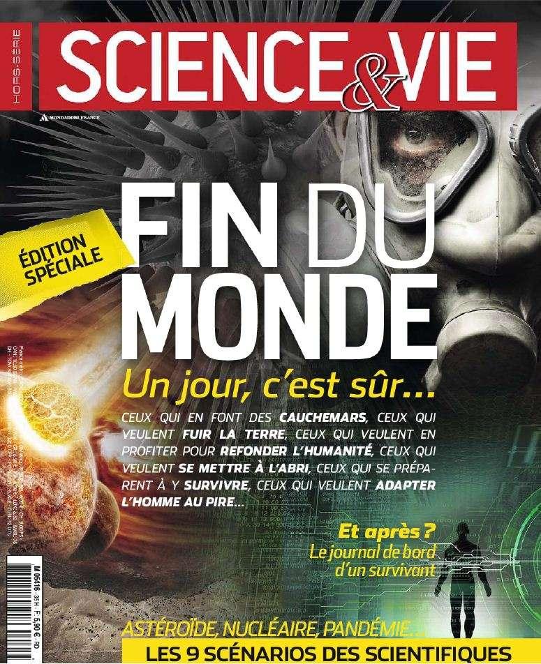 Science & Vie Hors-Série Spécial N°35 - Fin du Monde