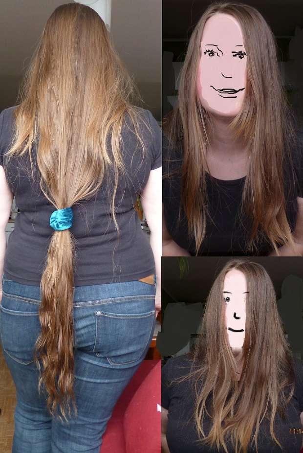 kurze haare tuch