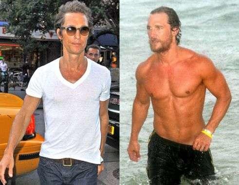 noticias El drástico cambio de look de Matthew McConaughey