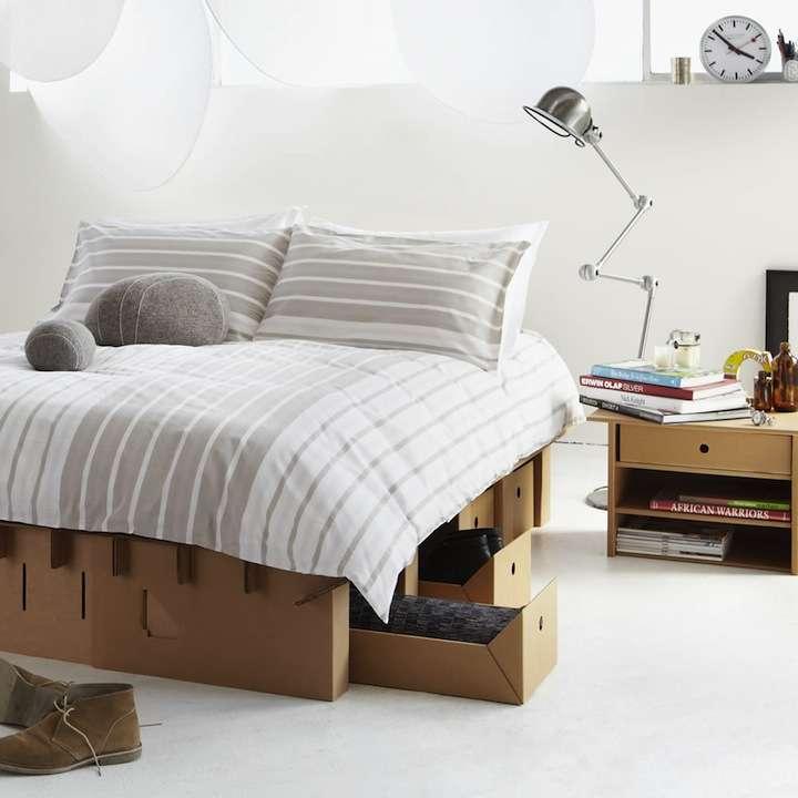 karton07 - Decoración Eco Chic: Muebles hechos de cartón