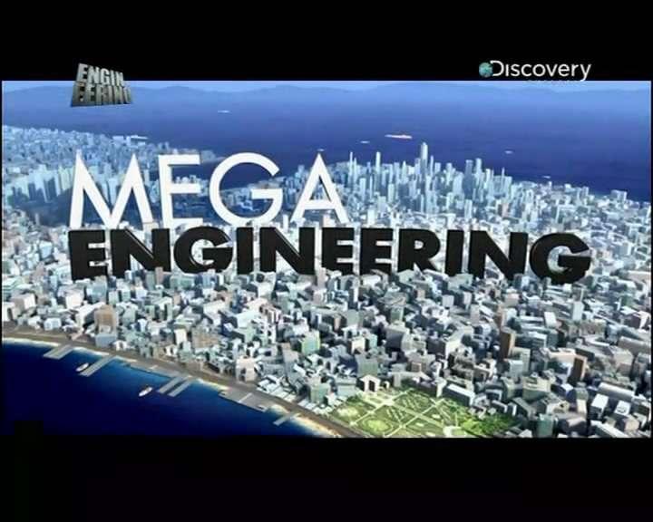 Discovery Channel - Mega Mühendislik Projeleri Boxset 6 Bölüm DVBRIP Türkçe Dublaj