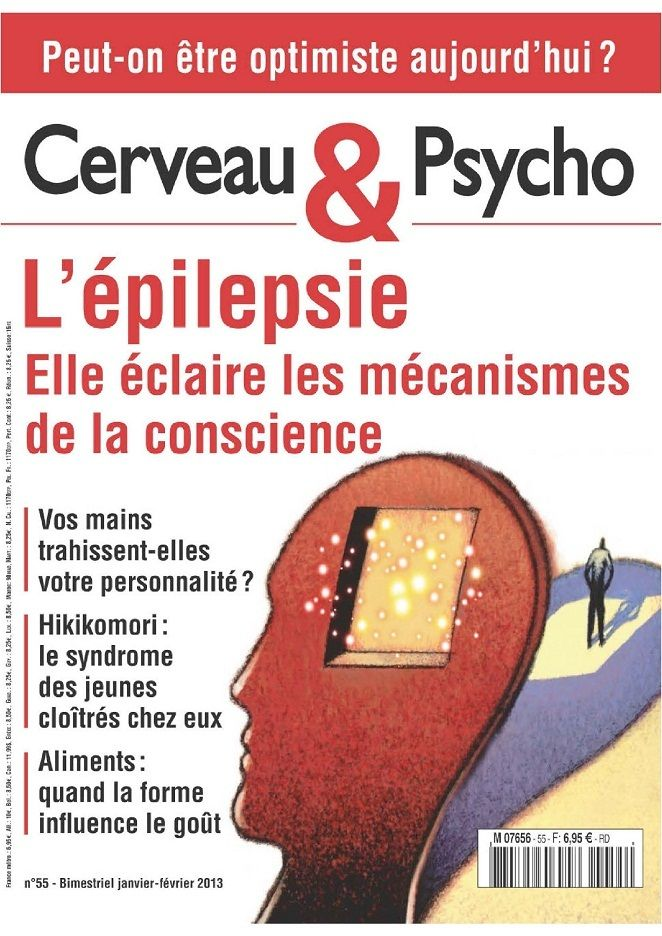 Cerveau & Psycho 55 Janvier Février 2013